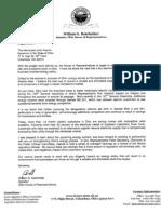 WGB Energy Letter to Gov Kasich