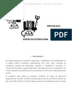 Protocolo Hipercolesterolemia