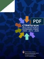 Strategija Prostornog Razvoja Republike Srbije 2009_2013_2020