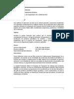 2009 Contratación de Arrendamiento de Barcos