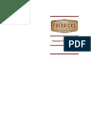 Fredricks Equipment Catalog | Engines | Mechanical Engineering