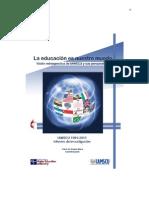 La Educación es nuestro Mundo - Visión retrospectiva de IAMSCU y sus perspectivas