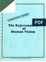 The Rejuvenation of Human Vision