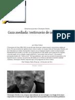 Gaza Asediada