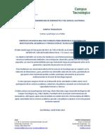 Invitacion Taller Esfuerzos Multisectoriales en El Espacio-1