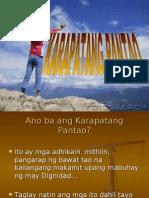 Modyul 23 Ang Pagkamamamayang Pilipino_ Mga Karapatan at