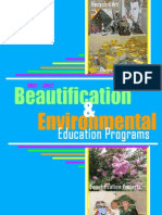 2011-2012 Beautification & Environmental Education Guide