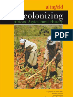 Al Imfeld - Decolonizing_ African Agricultural History