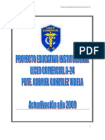 Proyecto Educativo Liceo A-24