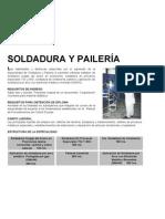 SOLDADURA Y PAILERIA