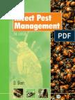 David Dent - Insect Pest Management
