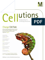 Cellutions 2011V2 - The Newsletter for Cell Biology Researchers