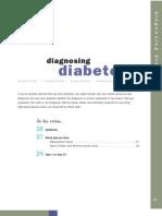 Diabetes Diagnosing Diabetes