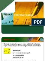 A. Fluida Statis