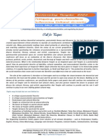 Call for Papers 2009