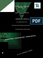 Estructural Funcionalismo Teoria-critica