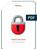 MacScan Manual