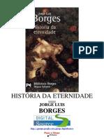 Jorge Luis Borges - História da Eternidade (pdf)(rev)