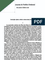 MALINOWSKI - Argonautas - Introdução objeto método e alcance desta investigação