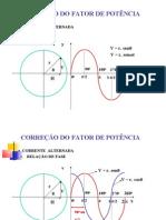 CORREÇAO DO FATOR DE POTENCIA