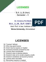 6[1].6 Licenses