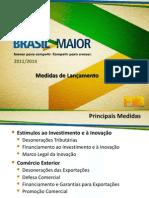 Apresentação do Plano Brasil Maior