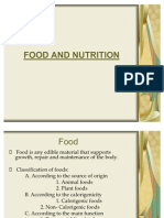 L12 Food and Digestion