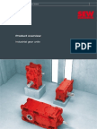 SEW Eurodrive Industrial Gear Units