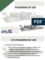 CFS POWERPAK NT 420