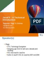 TD MXC JavaFX Srinivas