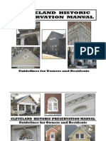 Cleveland Historic Preservation Manual