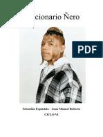 Diccionario Ñero