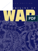 Origins of War ; From the Stone Age to Alexander the Great