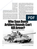 Artillery Article