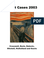 Short Cases 2003