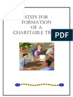 33_steps_for_formation_of_a_charitable_trust