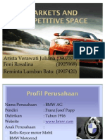 Chapter 2 Market and Competitive Space @BMW Mini Cooper Re Mint A, Feni, Arista. MB A