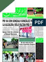 EDICIÓN 03 DE AGOSTO DE 2011