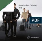 Catalogue Mercedes-Benz Collections 2011