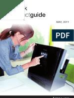 Lexmark E-Guide 2011 Maj