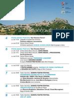 Programma Generale Festività 2011