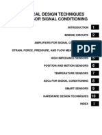 Analog Devices - Practical Design Techniques for Sensor Signal Conditioning