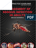 CPG 2010- Management of Dengue Infection in Adults (Revised 2nd Ed 2010) (1)