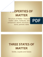 200 Structure of Matter POM