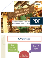The Components of Gas Lift System