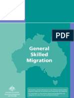 Aus General Migration Booklet