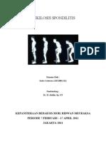 REFERAT ankilosis spondilitis