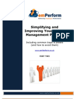 How to simplify and improve your talent management process - Part 2