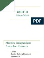 Unit -II