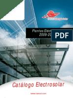 Plantas Electricas Solares